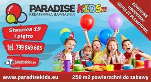 logo paradisekids