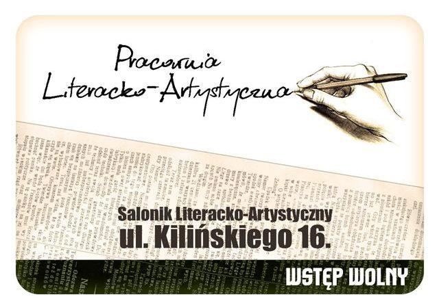 Pracownia Literacko-Artystyczna zaprasza w październiku
