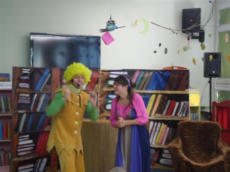"""Toruński Teatr """"Frajda"""" zawitał do """"Tajemniczego Ogrodu"""""""
