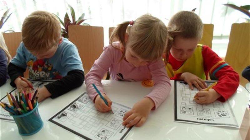 """""""Cztery łapy"""" - zajęcia w bibliotece dla dzieci"""