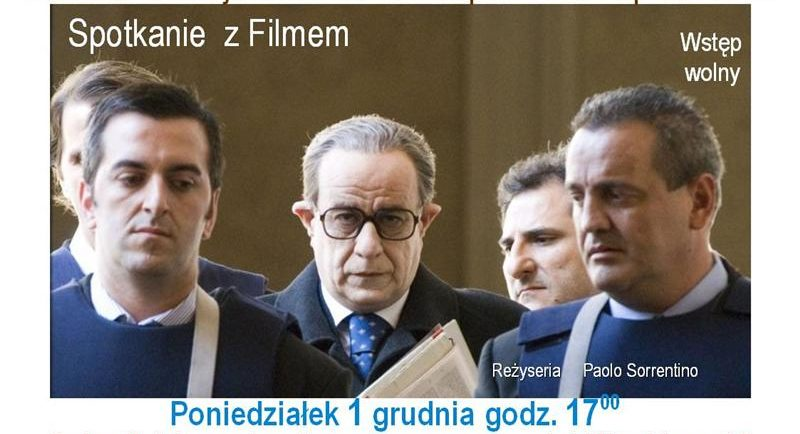 Spotkanie z Filmem: polityk doskonały czy mafioso?