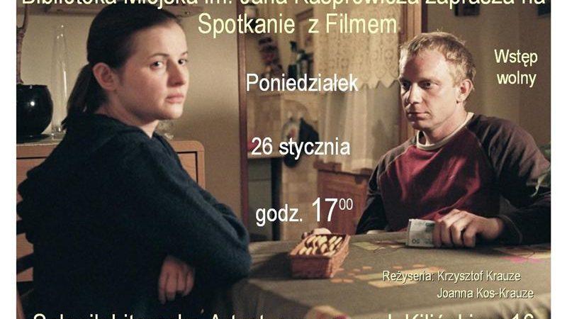 Spotkanie z Filmem: Krzysztofa Krauze i Joanny Kos-Krauze
