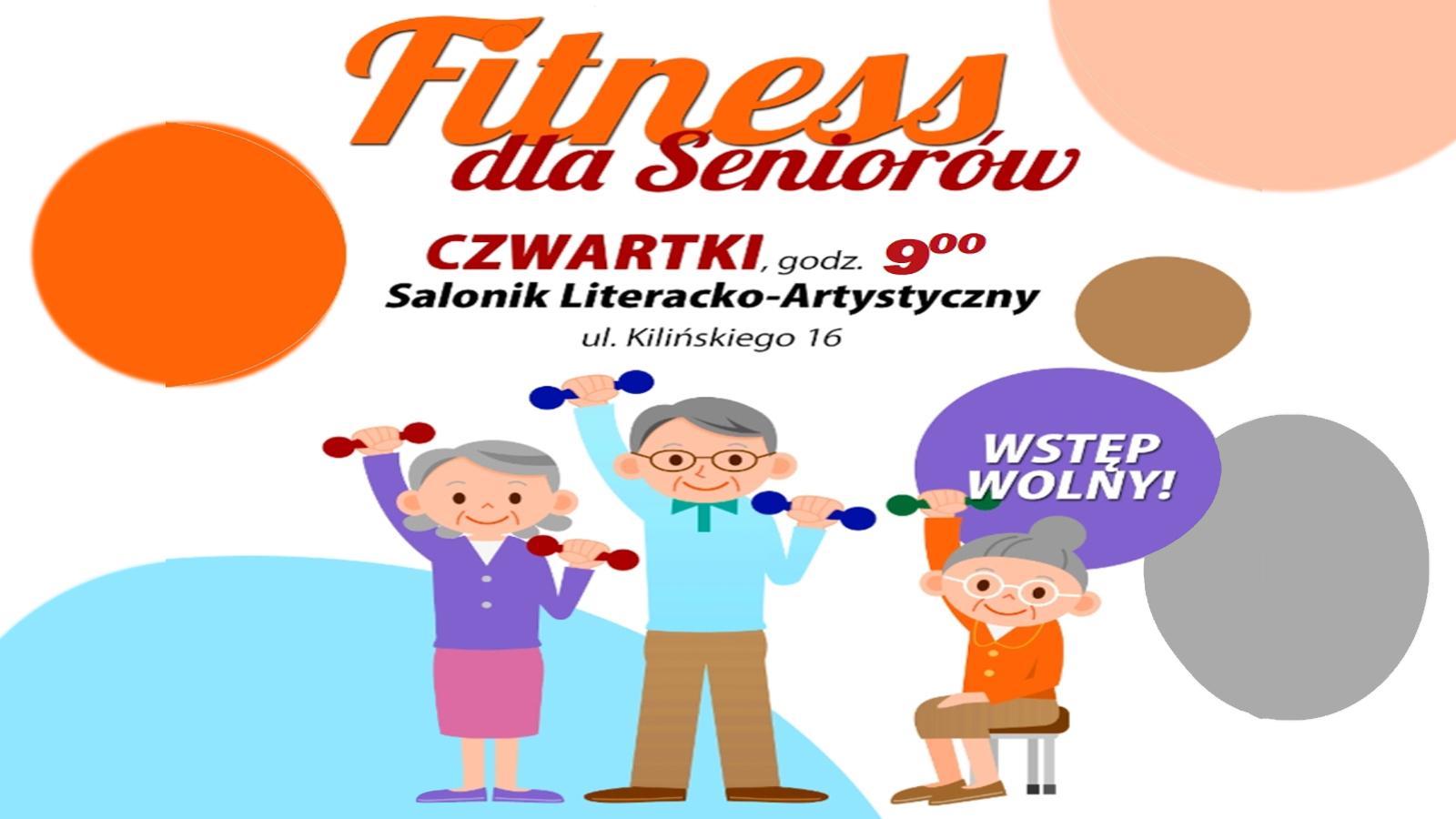 Fitnes dla seniorów