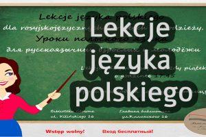 Nauka języka polskiego dla osób rosyjskojęzycznych